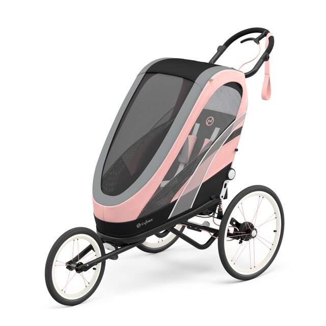Zeno Seat Pack - Silver Pink
