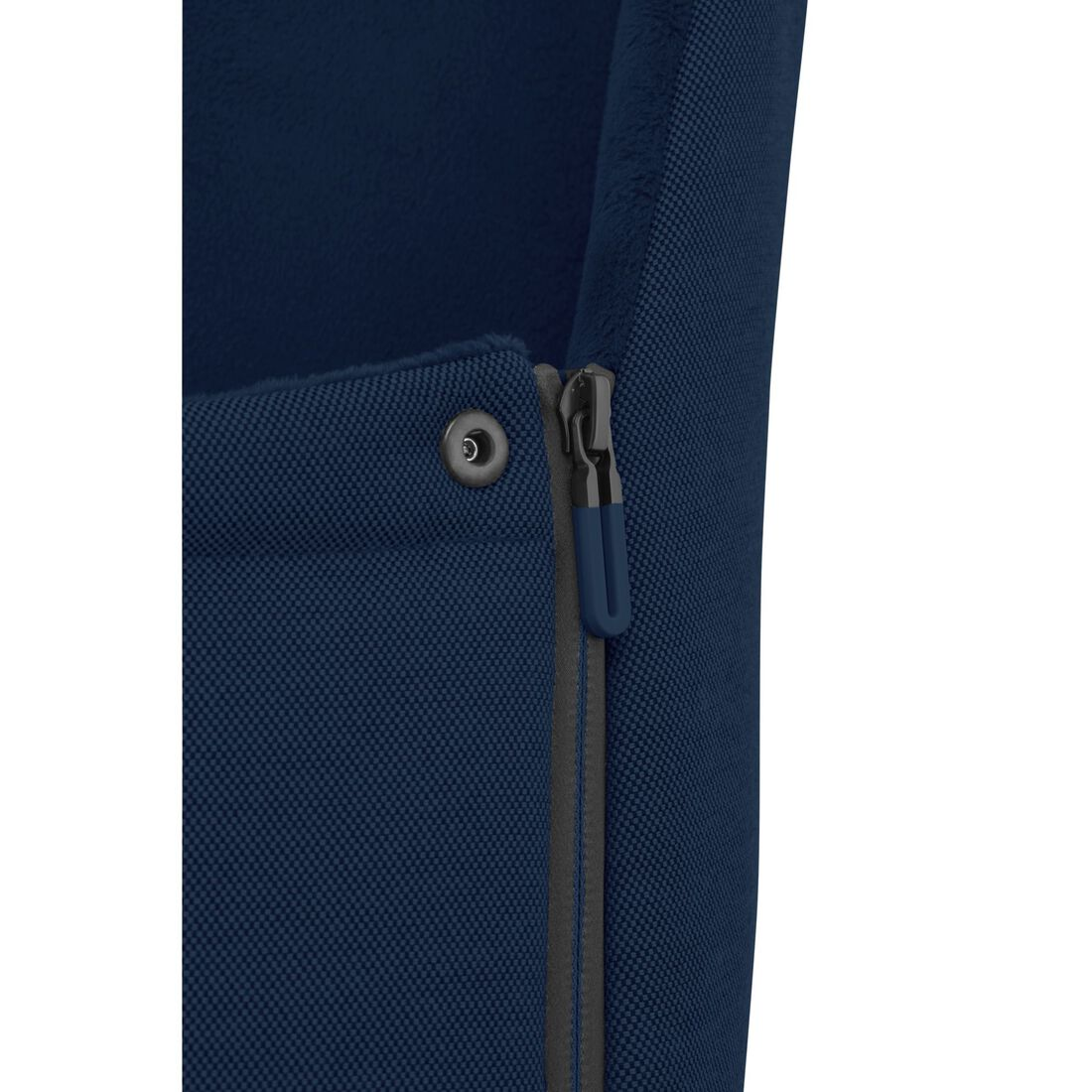 CYBEX Gold Footmuff - Navy Blue in Navy Blue large image number 2
