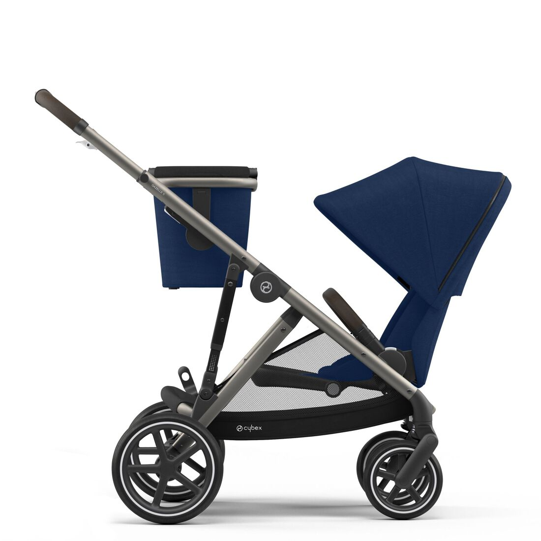 CYBEX Gazelle S - Navy Blue (Taupe Frame) in Navy Blue (Taupe Frame) large Bild 5