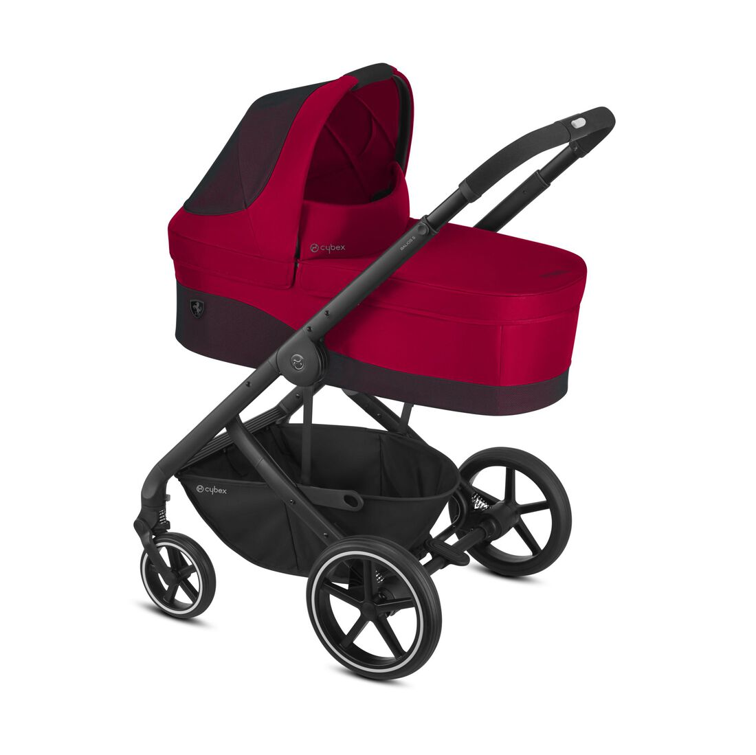 CYBEX Balios S Lux - Ferrari Racing Red in Ferrari Racing Red large Bild 2