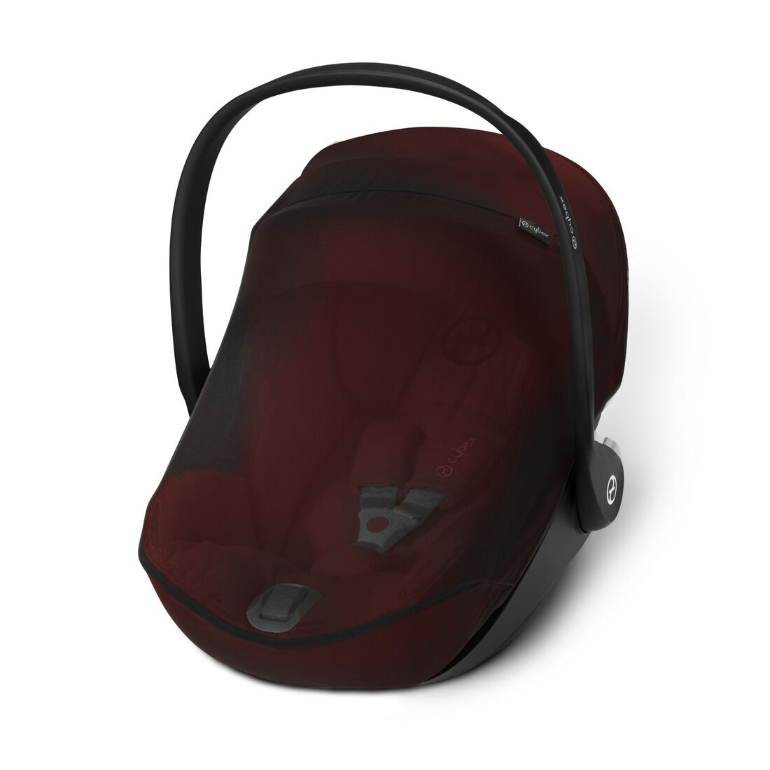 CYBEX Platinum Insect Net Car Seat - Black in Black large image number 1