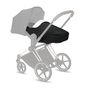 CYBEX Lite Cot - Deep Black in Deep Black large image number 1 Small