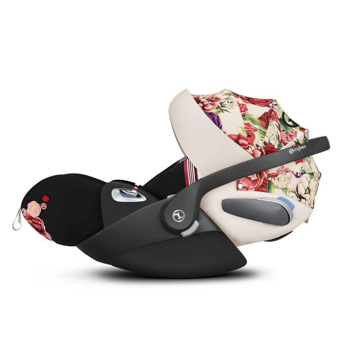 CYBEX Cloud Z i-Size - Spring Blossom Light in Spring Blossom Light large Bild 1