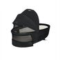 CYBEX Mios Lux Carry Cot - Deep Black in Deep Black large image number 4 Small