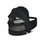 CYBEX Priam Lux Carry Cot - Deep Black in Deep Black large image number 4 Small