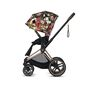 CYBEX Priam Seat Pack - Spring Blossom Dark in Spring Blossom Dark large image number 4 Small