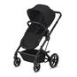 CYBEX Balios S 2-in-1 - Deep Black in Deep Black large image number 1 Small