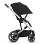 CYBEX Balios S Lux - Deep Black (Silver Frame) in Deep Black (Silver Frame) large image number 5 Small