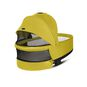 CYBEX Priam Lux Carry Cot - Mustard Yellow in Mustard Yellow large image number 4 Small