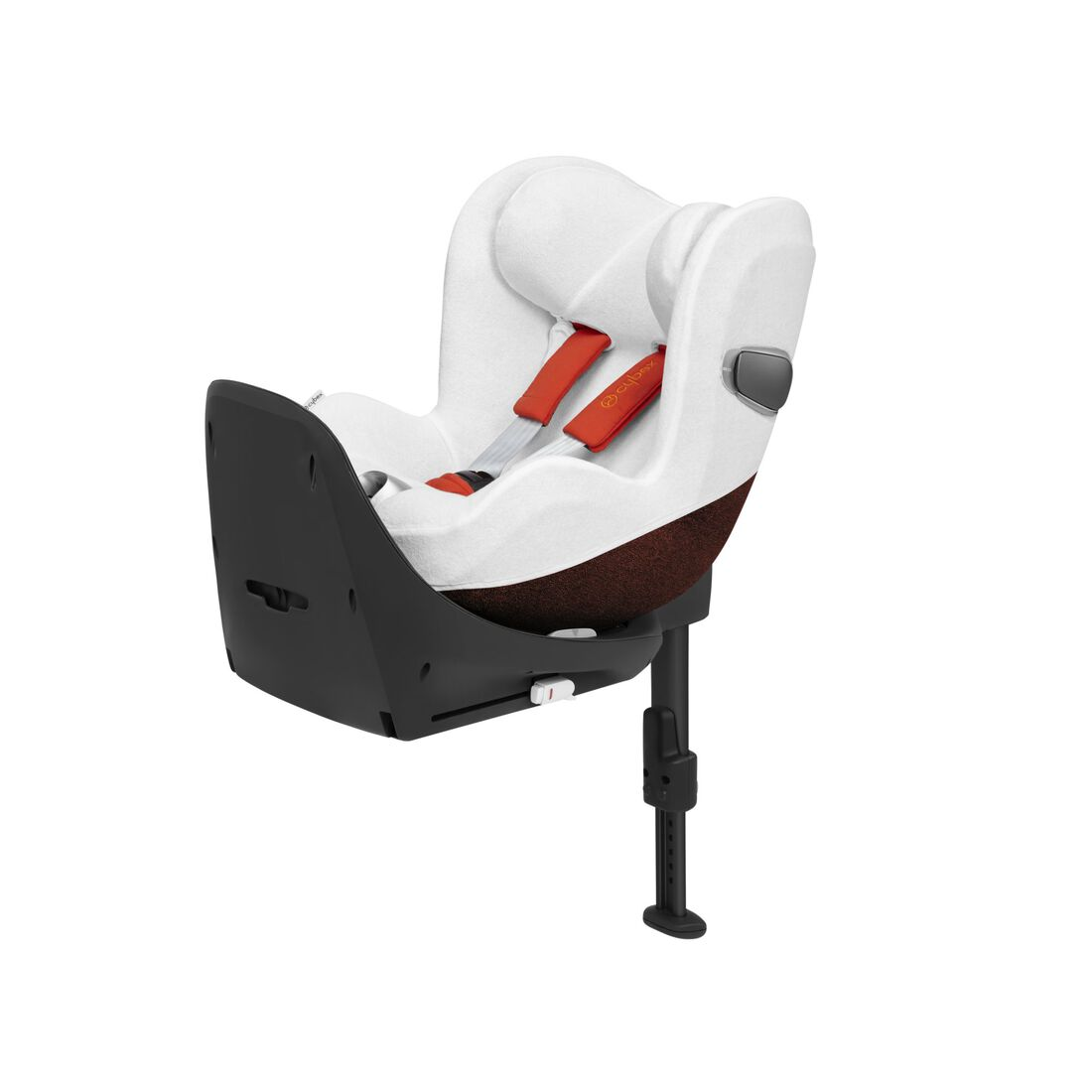 CYBEX Summer Cover Sirona Z i-Size - White in White large