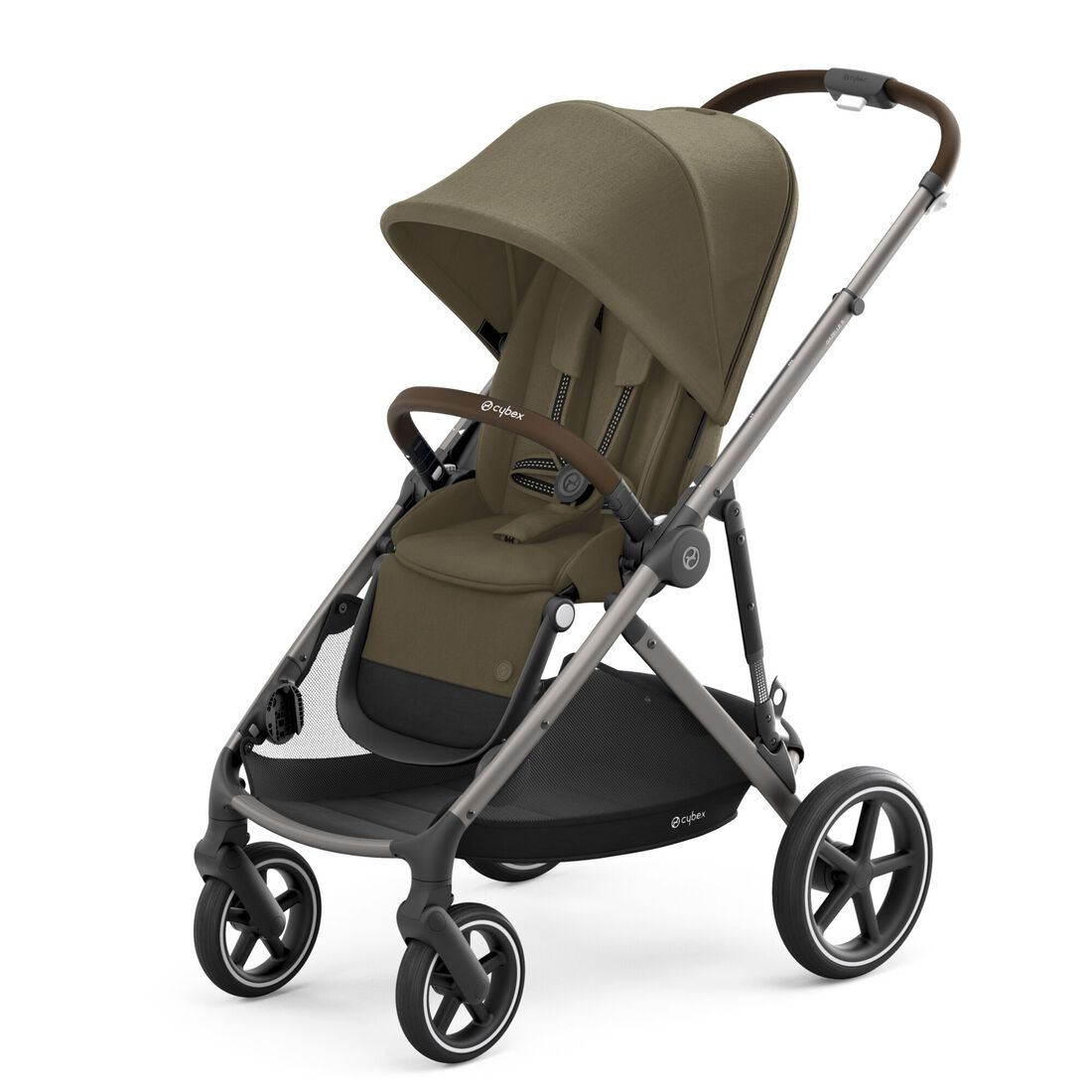 CYBEX Gazelle S - Classic Beige (Taupe Frame) in Classic Beige (Taupe Frame) large image number 4