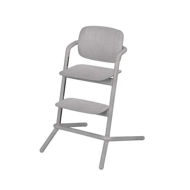 Lemo Chair - Storm Grey (Wood)