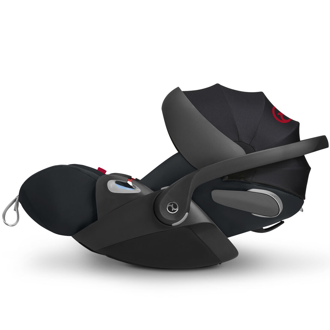 CYBEX Cloud Z i-Size - Ferrari Victory Black in Ferrari Victory Black large image number 1