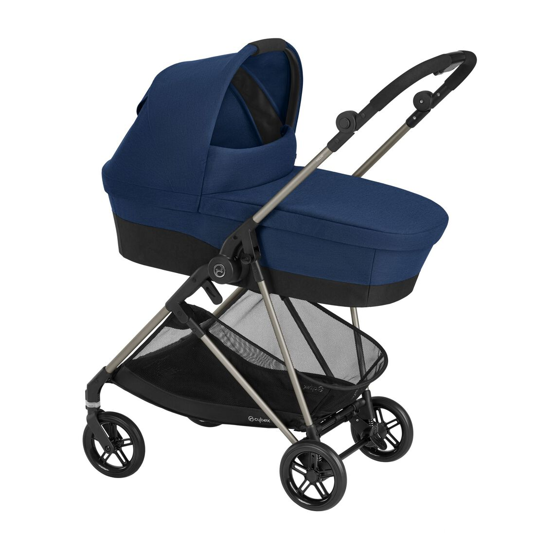 CYBEX Melio Cot - Navy Blue in Navy Blue large image number 5