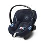 CYBEX Aton M i-Size - Navy Blue in Navy Blue large image number 1 Small