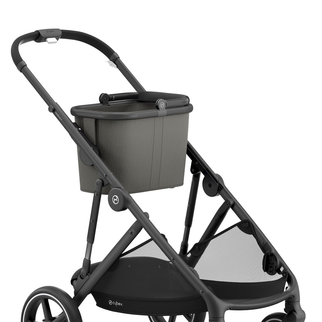 CYBEX Gazelle S - Soho Grey (Schwarzer Rahmen) in Soho Grey (Black Frame) large Bild 7