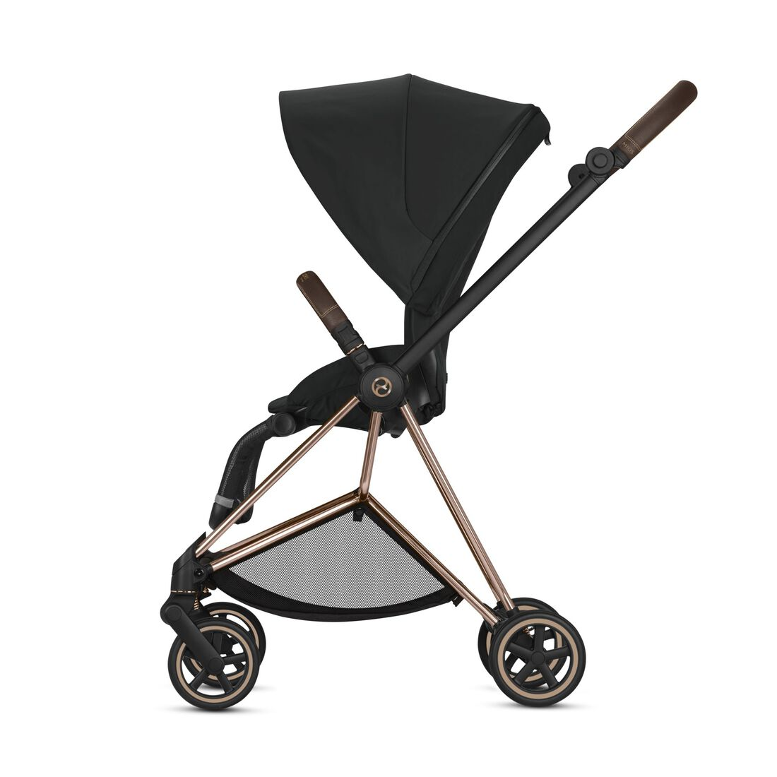 CYBEX MIOS Stroller - ONE-HAND RECLINE FUNCTION