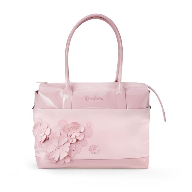 Changing Bag Simply Flowers - Pale Blush