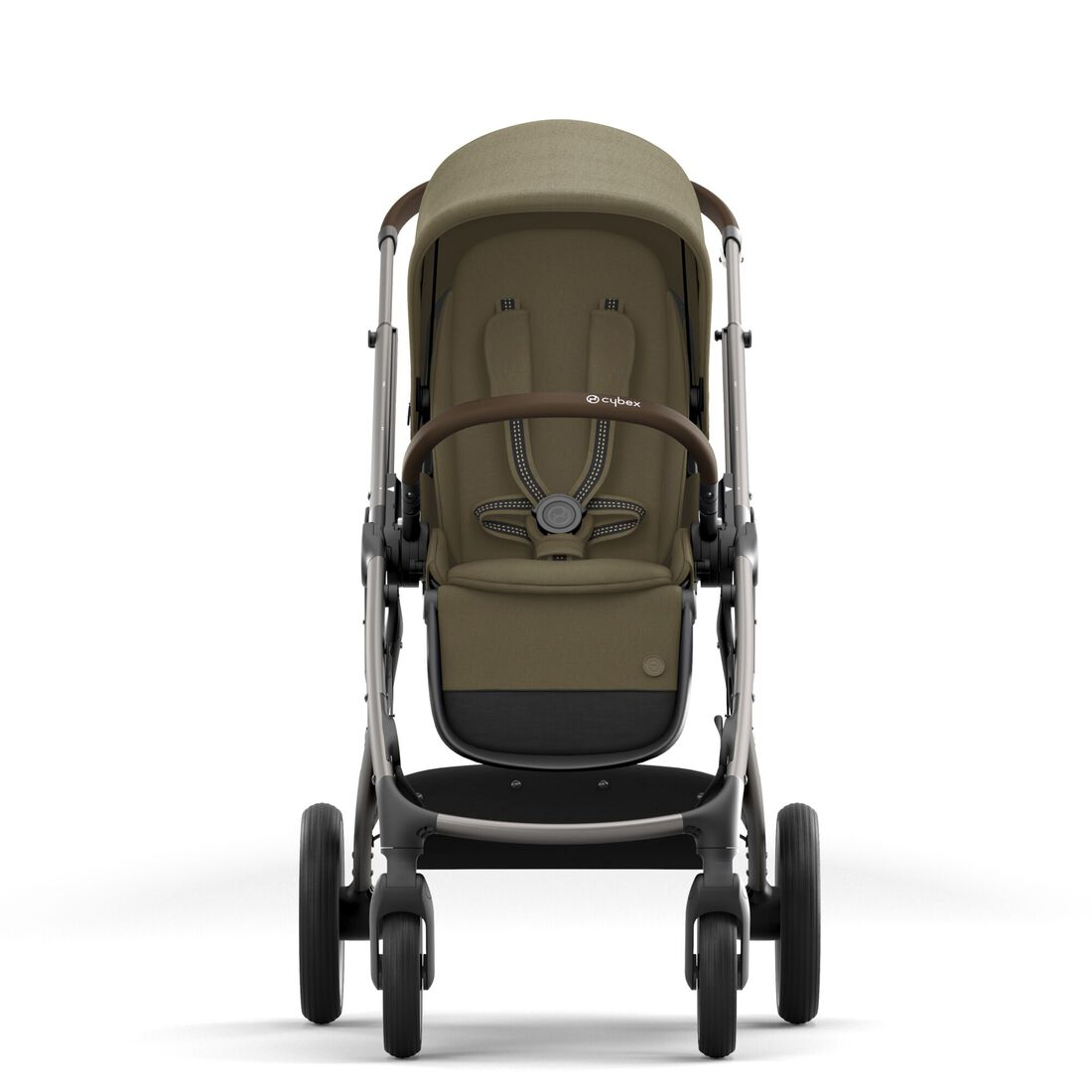 CYBEX Gazelle S - Classic Beige (Taupe Frame) in Classic Beige (Taupe Frame) large image number 5