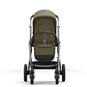 CYBEX Gazelle S - Classic Beige (Taupe Frame) in Classic Beige (Taupe Frame) large image number 5 Small