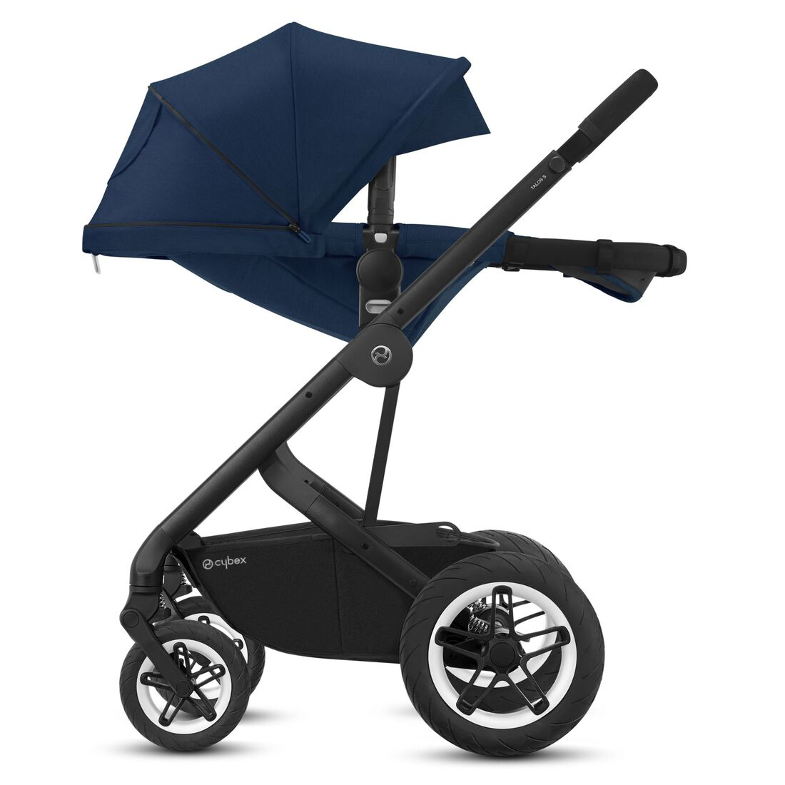 CYBEX Talos S 2-in-1 - Navy Blue in Navy Blue large image number 4