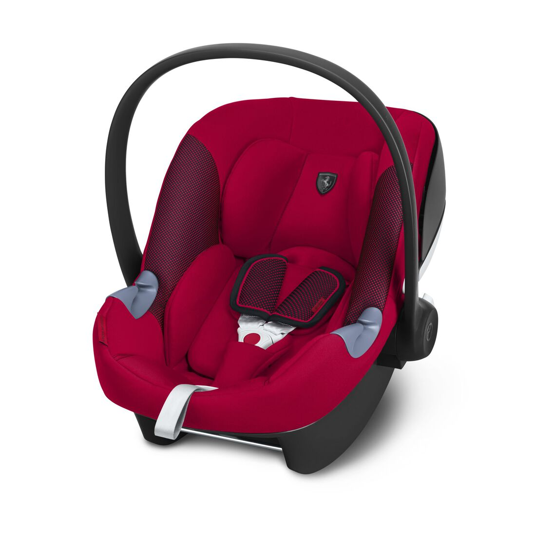 CYBEX Aton M i-Size - Ferrari Racing Red in Ferrari Racing Red large Bild 1