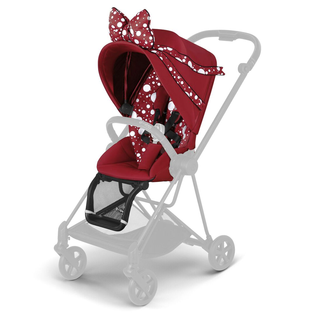 CYBEX Mios Seat Pack - Petticoat Red in Petticoat Red large image number 1