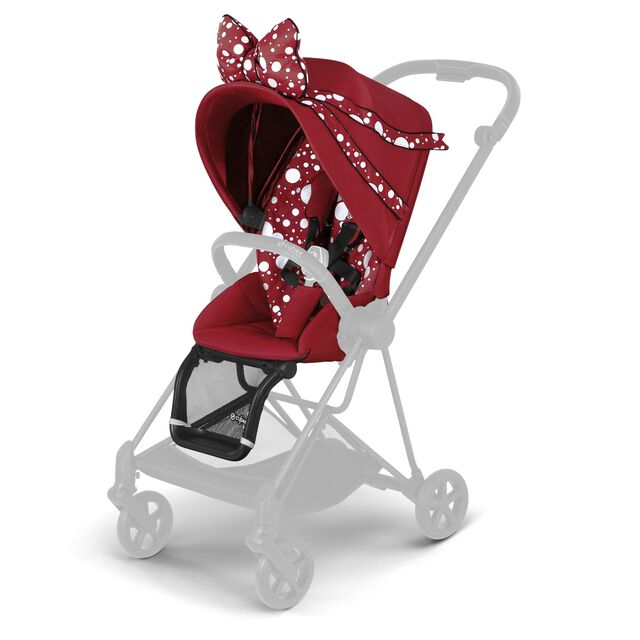 Mios Seat Pack - Petticoat Red