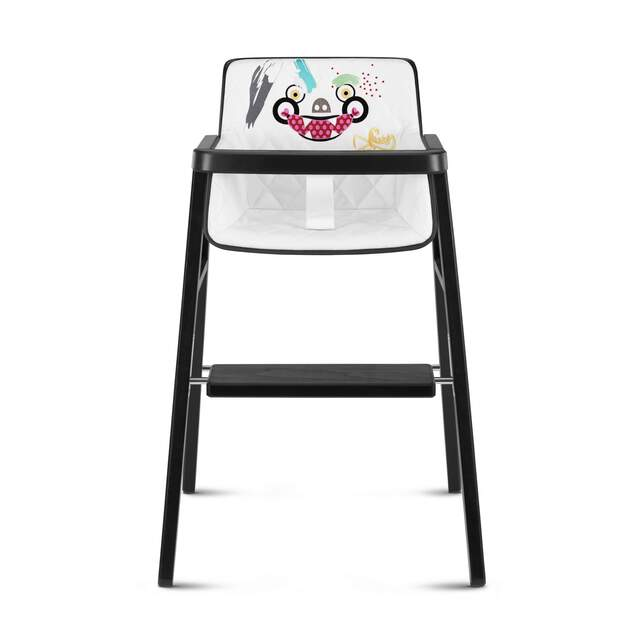 Wanders Highchair - Graffiti