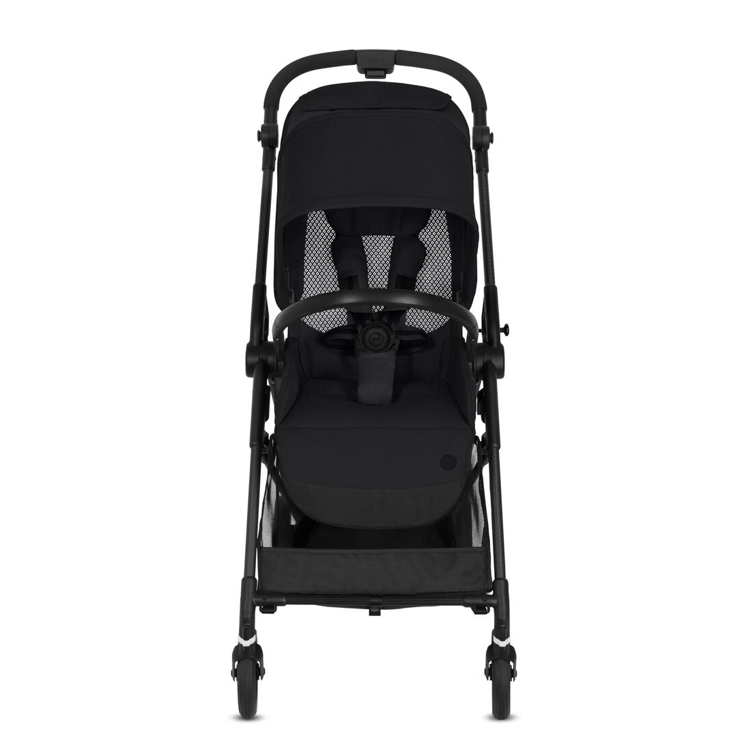 CYBEX Melio Carbon - Deep Black in Deep Black large Bild 2