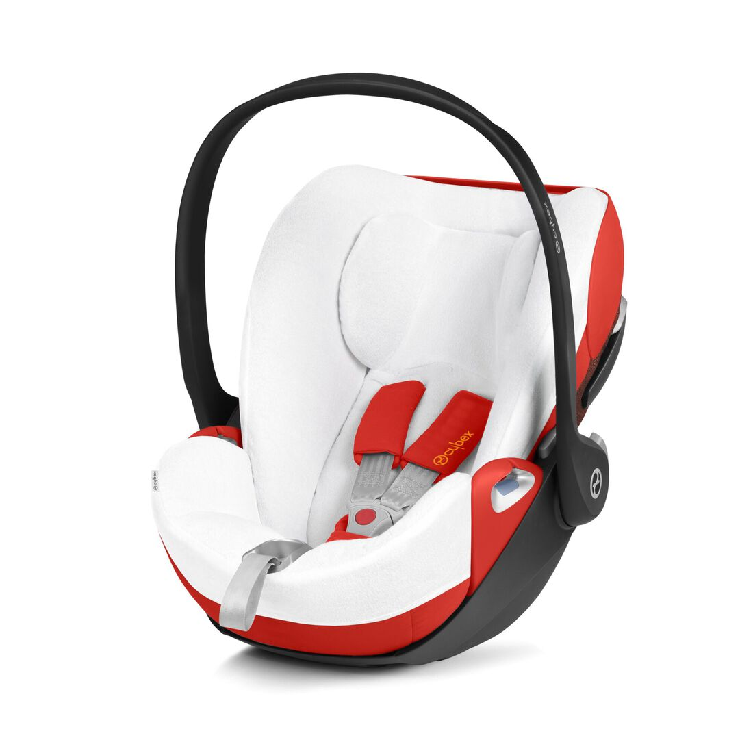 CYBEX Summer Cover Cloud Z i-Size - White in White large image number 1