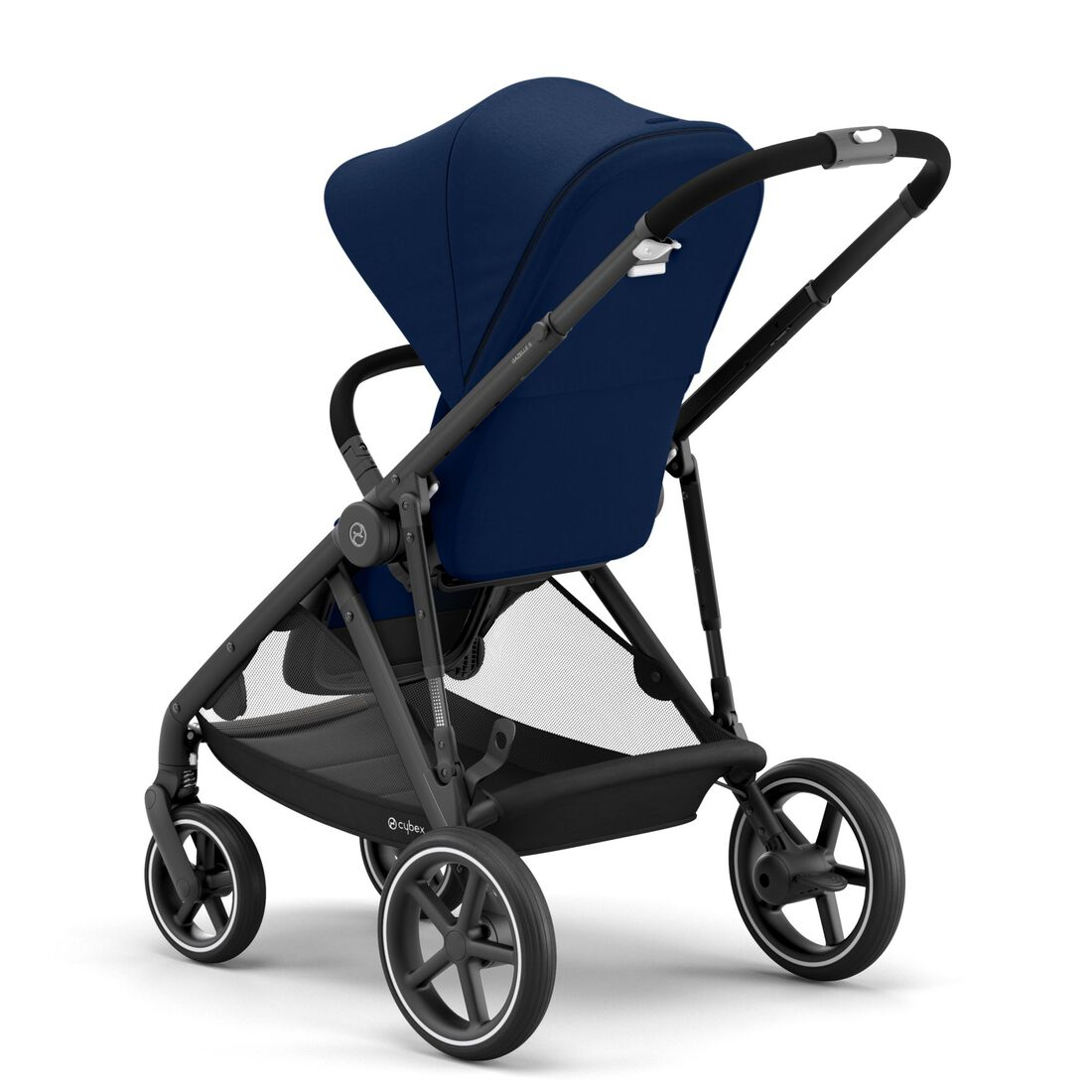 CYBEX Gazelle S - Navy Blue (Schwarzer Rahmen) in Navy Blue (Black Frame) large Bild 6