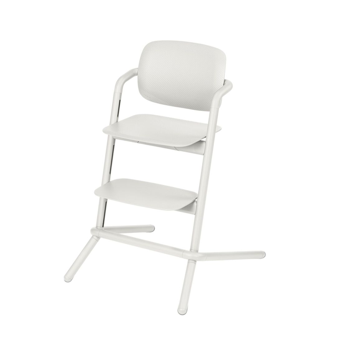 CYBEX Lemo Chair - Porcelaine White (Plastic) in Porcelaine White (Plastic) large image number 1