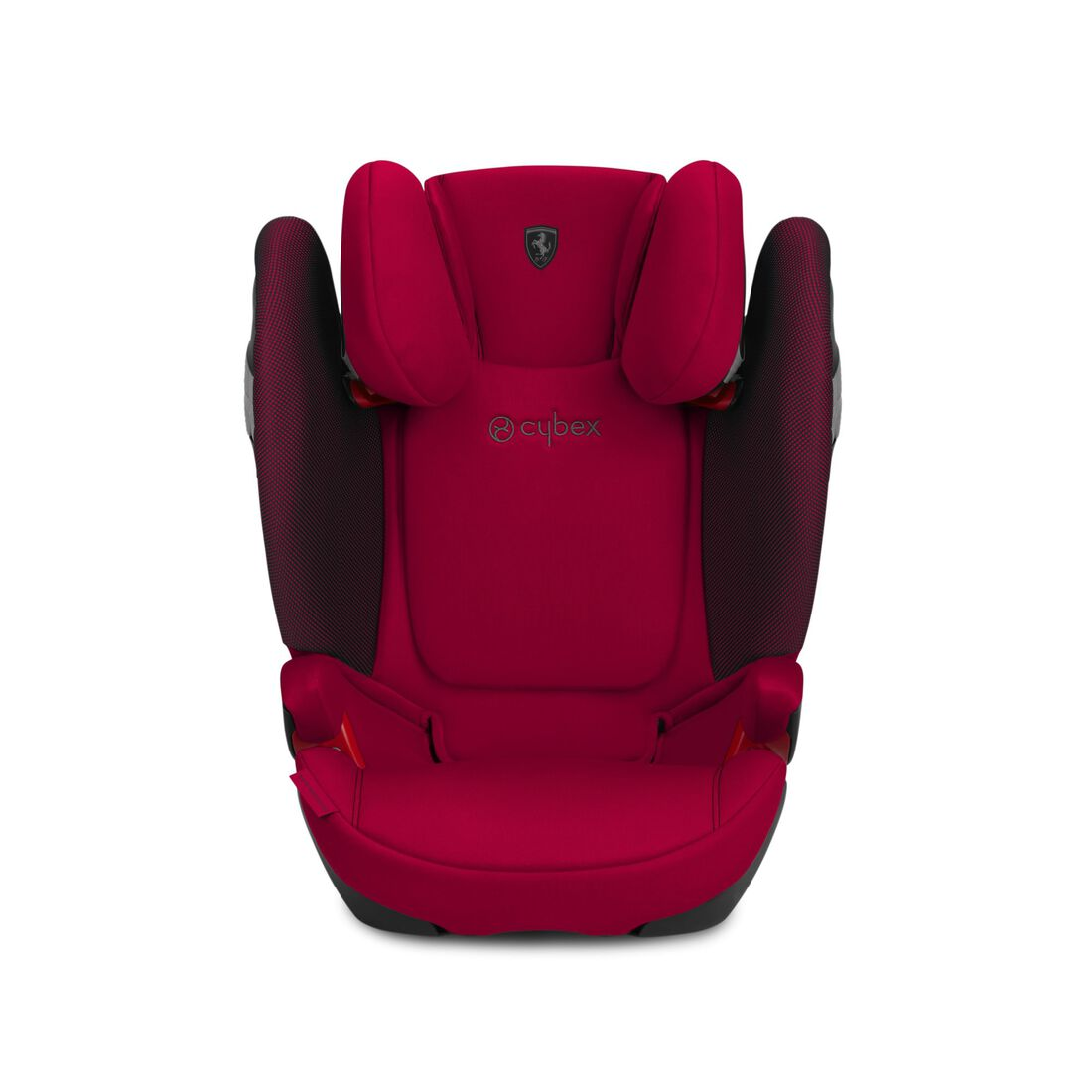 CYBEX Solution S-fix - Ferrari Racing Red in Ferrari Racing Red large Bild 2