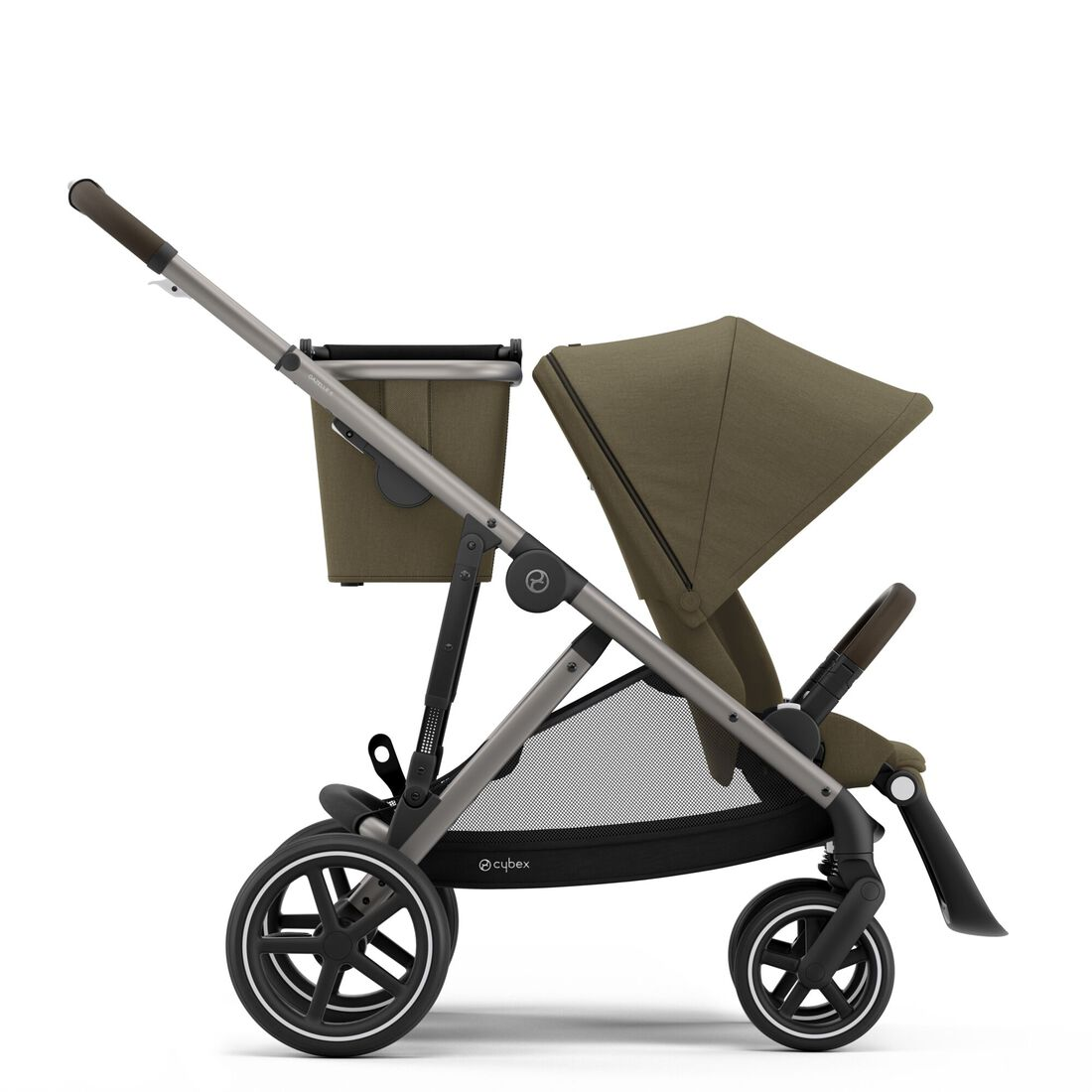 CYBEX Gazelle S - Classic Beige (Taupe Frame) in Classic Beige (Taupe Frame) large image number 1