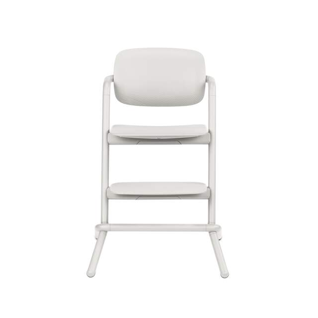 Lemo Chair - Porcelaine White (Plastic)