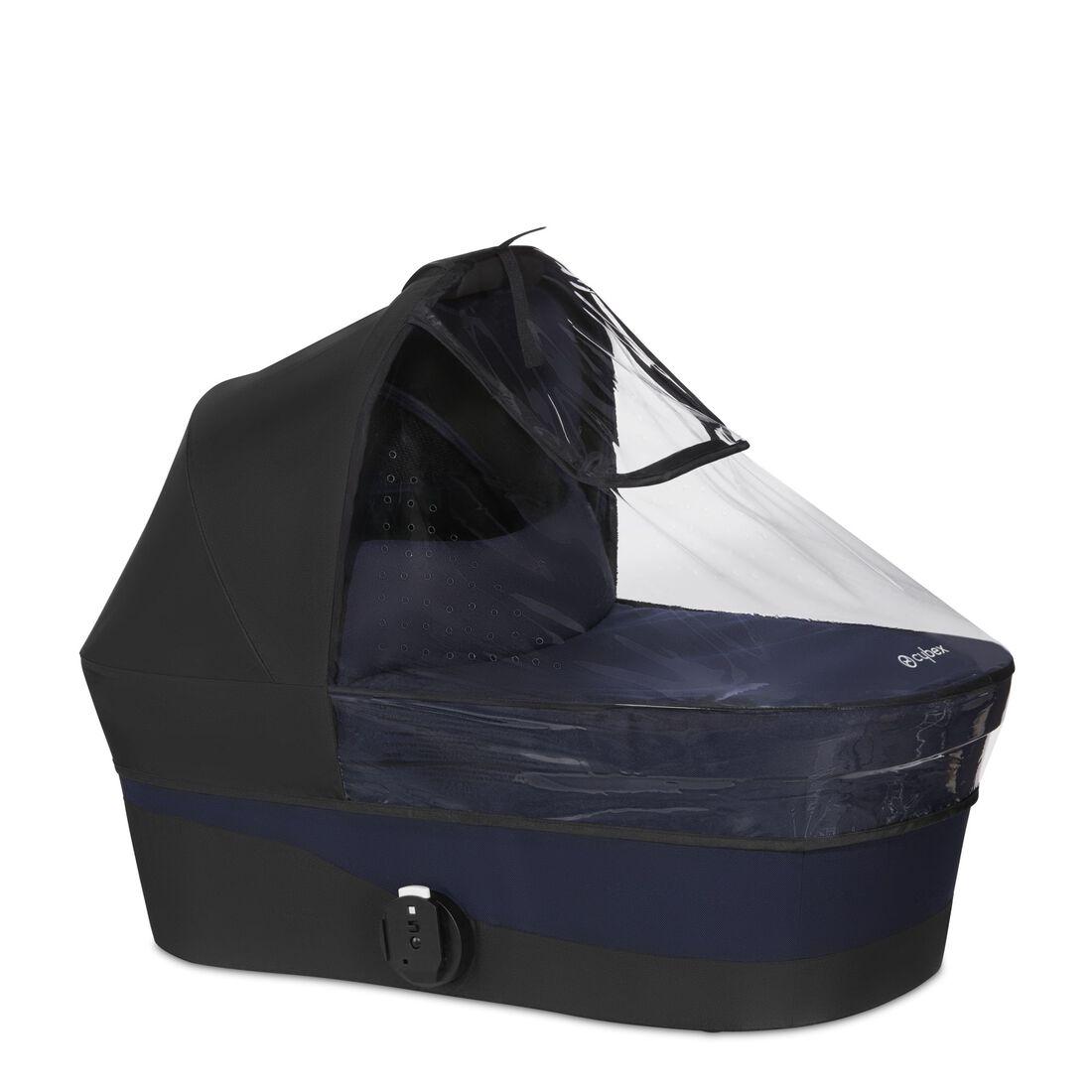 CYBEX Regenverdeck Stroller Gazelle S Cot - Transparent in Transparent large Bild 1