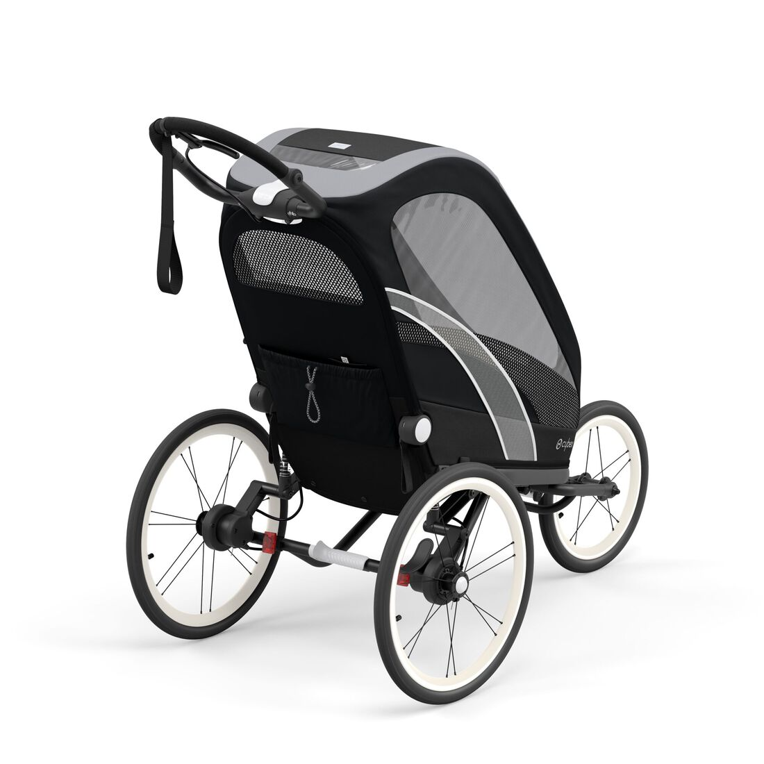 CYBEX Zeno One Box - All Black in All Black large image number 6