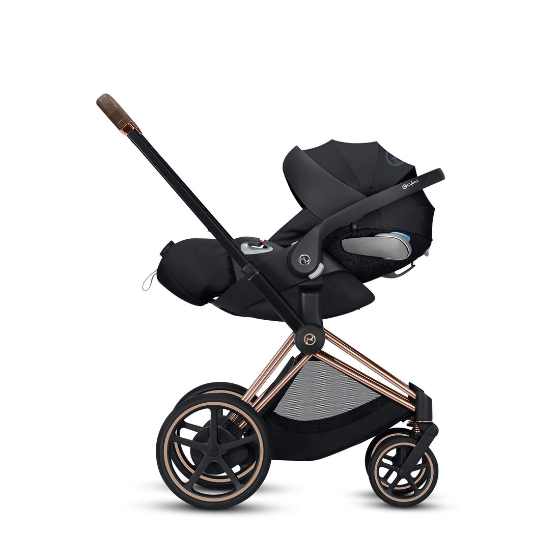CYBEX Configure e-Priam 4-in-1 Travel System in  large image number 3