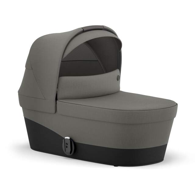 Gazelle S Cot - Soho Grey