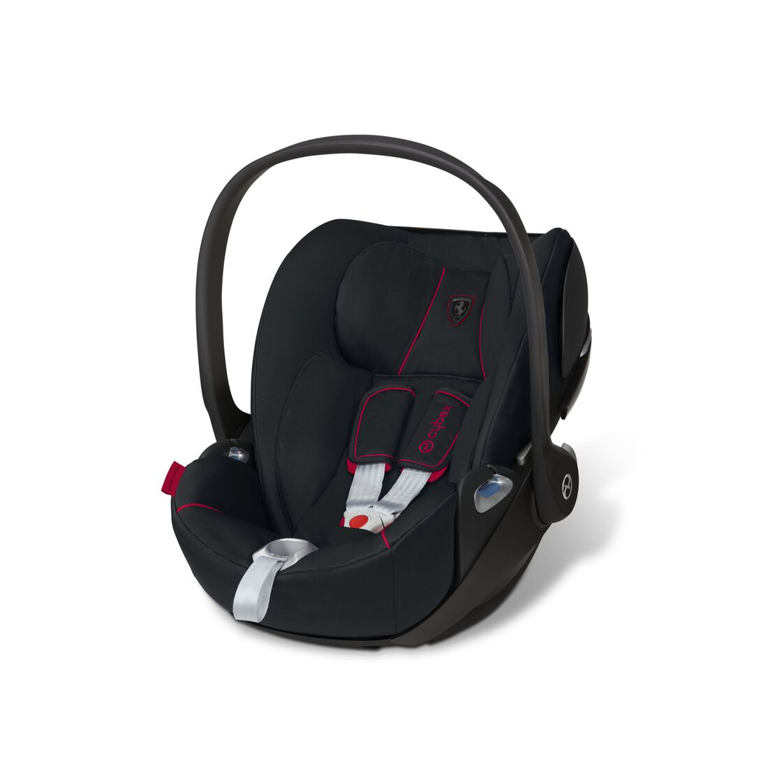 CYBEX Cloud Z i-Size - Ferrari Victory Black in Ferrari Victory Black large image number 2