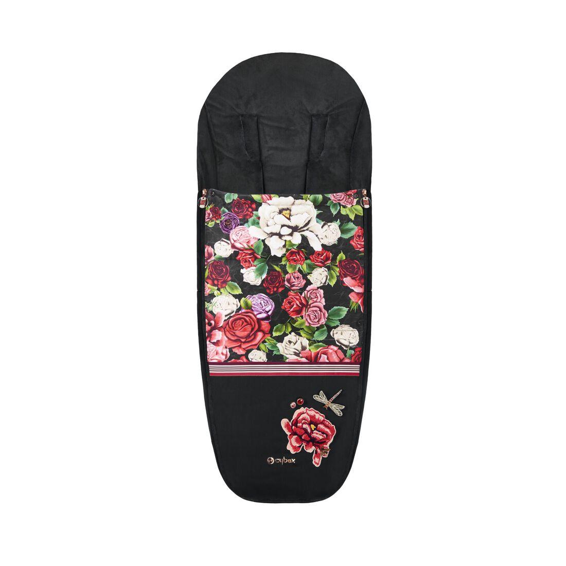 CYBEX Platinum Footmuff - Spring Blossom Dark in Spring Blossom Dark large image number 1