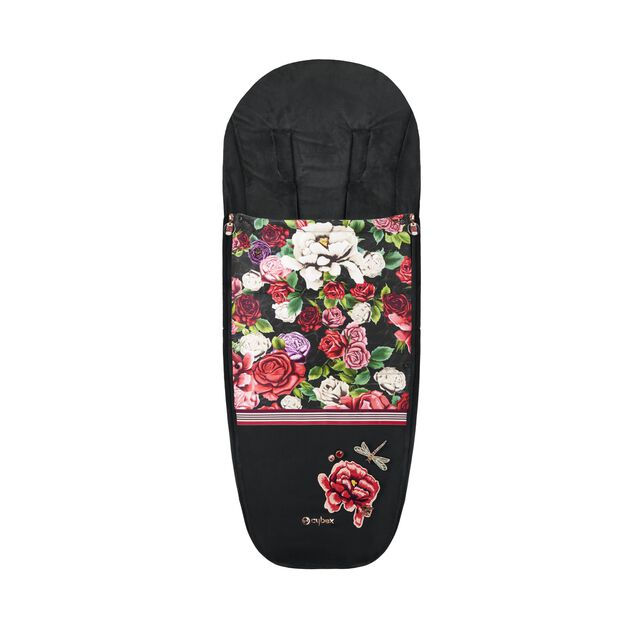 Platinum Fußsack - Spring Blossom Dark