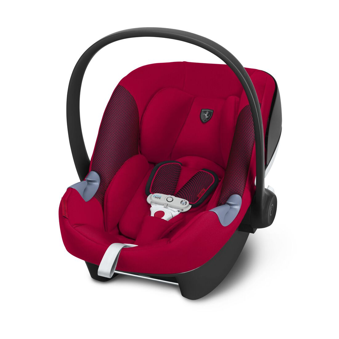 CYBEX Aton M i-Size - Ferrari Racing Red in Ferrari Racing Red large image number 1