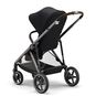 CYBEX Gazelle S - Deep Black (Taupe Frame) in Deep Black (Taupe Frame) large image number 8 Small