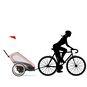 CYBEX Zeno Cycling Kit - Black in Black large Bild 2 Klein