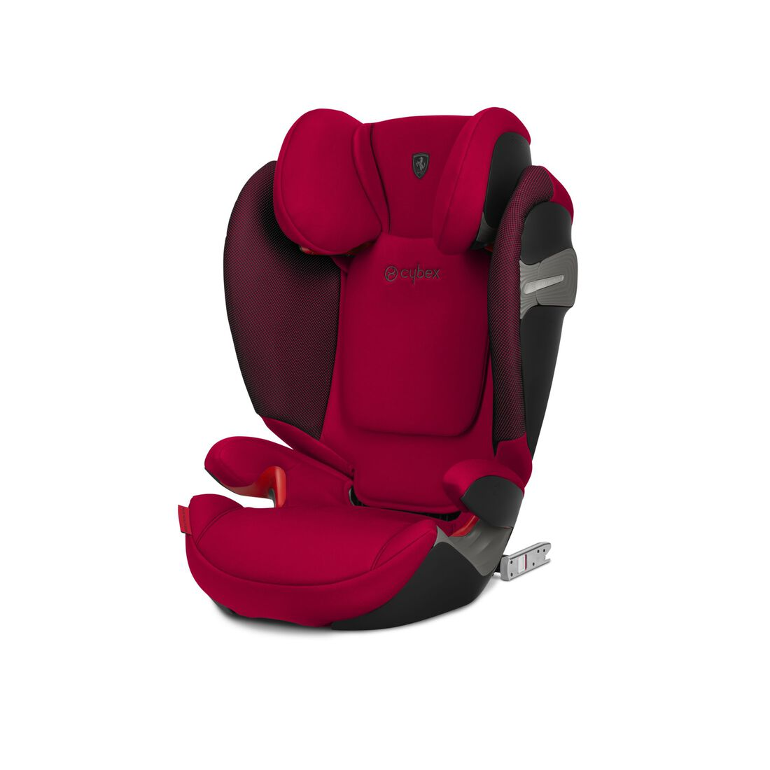 CYBEX Solution S-fix - Ferrari Racing Red in Ferrari Racing Red large image number 1