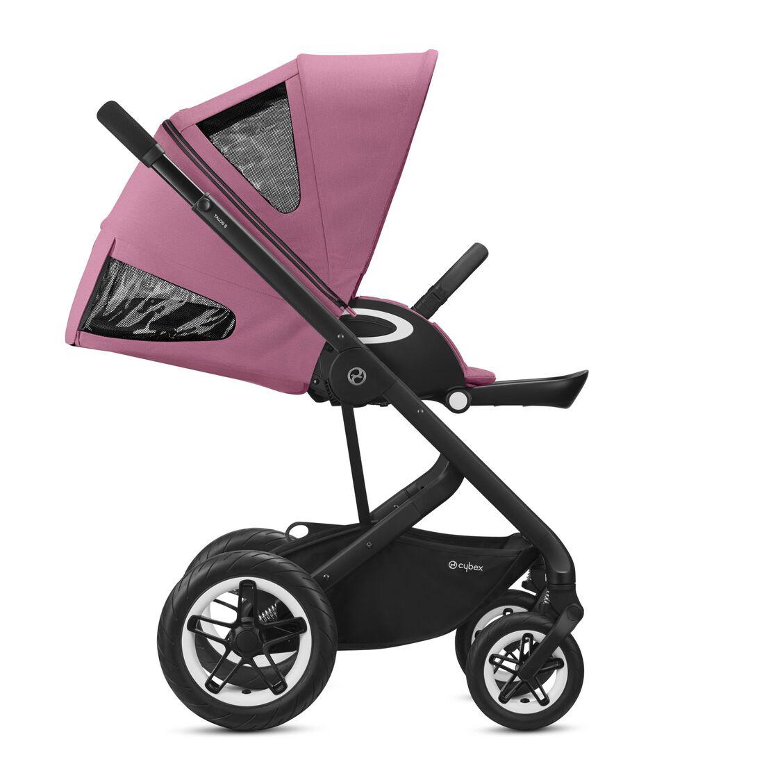 CYBEX Talos S Lux - Magnolia Pink (Black Frame) in Magnolia Pink (Black Frame) large image number 4