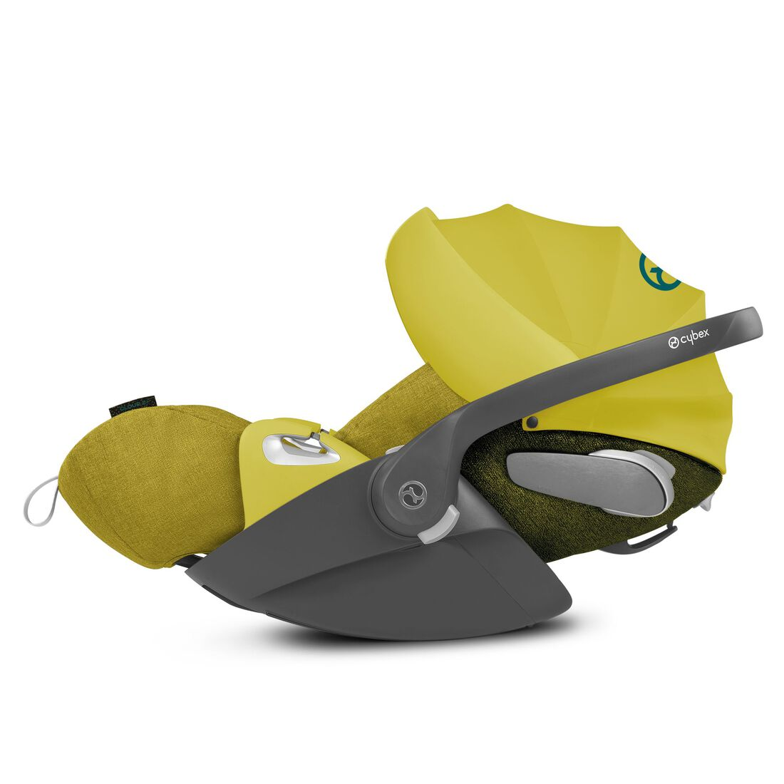 CYBEX Cloud Z i-Size - Mustard Yellow Plus in Mustard Yellow Plus large image number 1