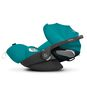 CYBEX Cloud Z i-Size - River Blue in River Blue large image number 1 Small